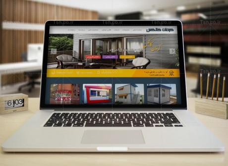 طراحی وب سایت کرمان کانکس