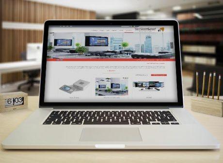 وب سایت ایمن کنترل آسیا