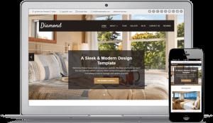 طراحی سایت هتل و مکانهای اقامتی