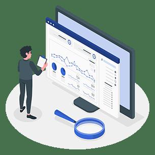 پنل مدیریت وب سایت